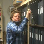Avignon: Rencontre avec David Gobbe, bibliothécaire de l'Orchestre national Avignon-Provence