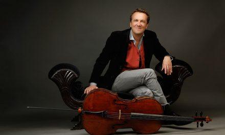 Paris: Rencontre avec David Louwerse, violoncelle