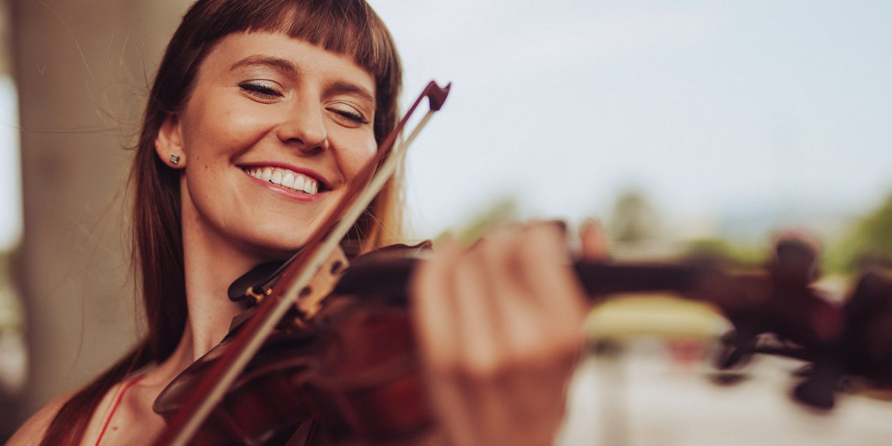 Vienne/Lituanie: Rencontre avec Ieva Pranscute, violoniste