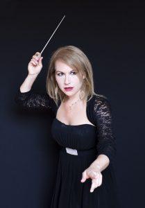 Maria Luisa Macellaro la Franca, pianiste et chef d'orchestre 3