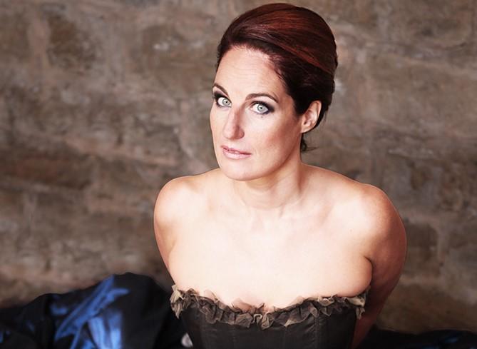 Avignon: Rencontre avec Caroline Mutel: soprano