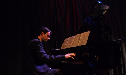 Rencontre: Rencontre avec Diego Aubia, pianiste