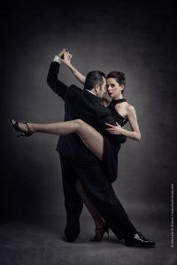 Géraldine Guidicell, danseuse de tango