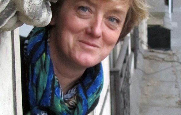 Flavigny: Rencontre avec Agnès Desjobert, directrice du festival Hors saison musicale