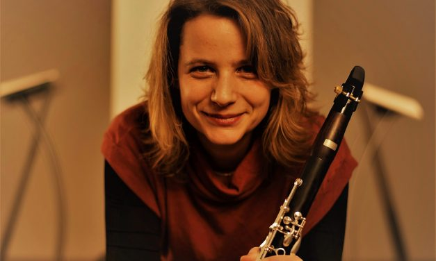 Nancy: Rencontre avec Noémie Lapierre, clarinettiste