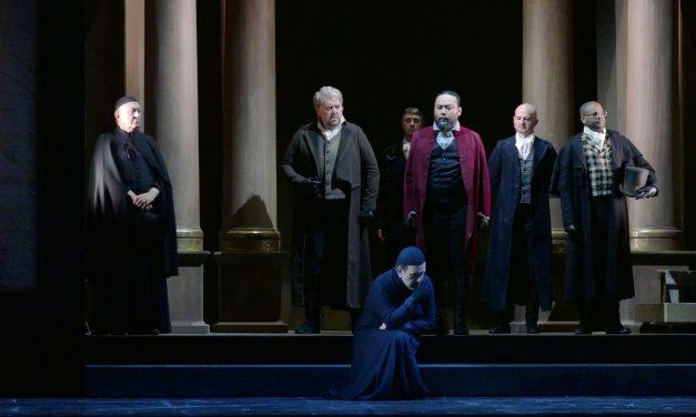 Marseille: Tosca de Puccini diffusée sur la Toile