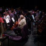 Sauveterre : L'Orchestre national Avignon-Provence en enregistrement