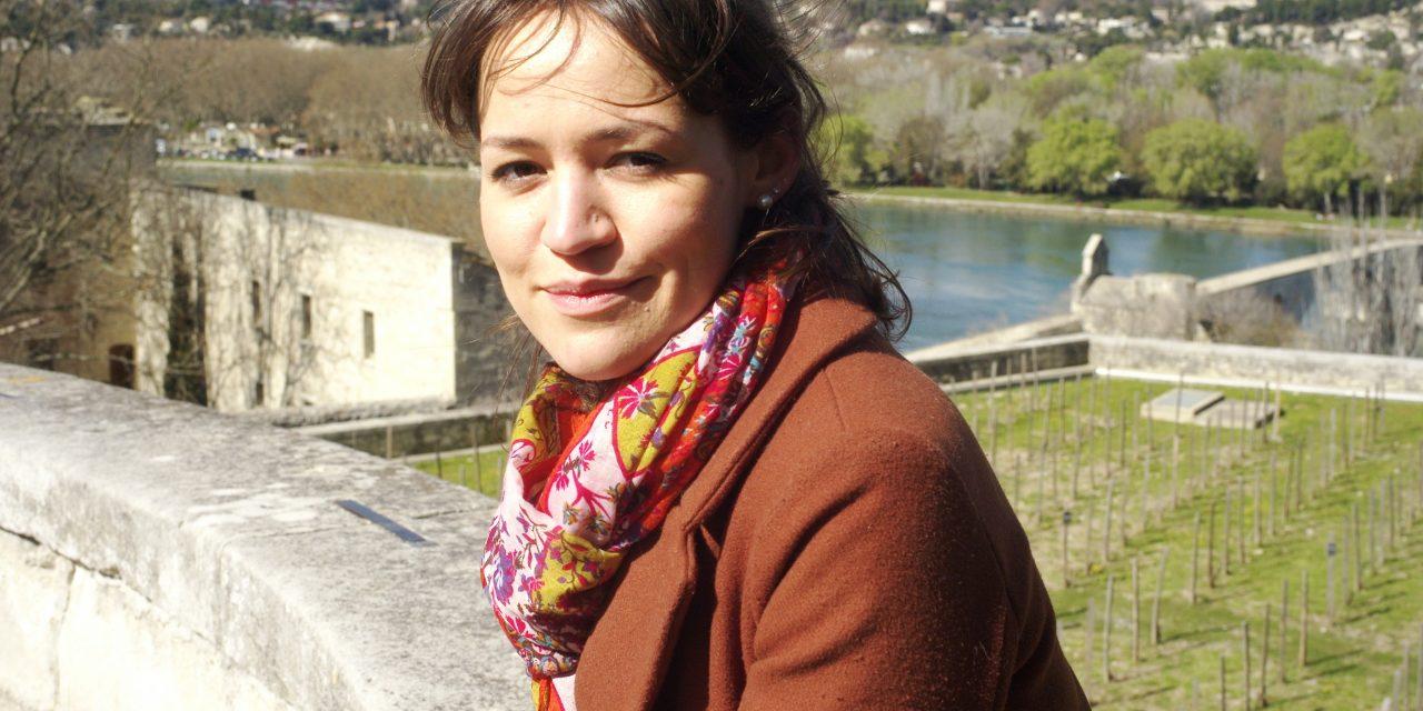 Avignon: Rencontre avec Natalie Forthomme, violoncelliste