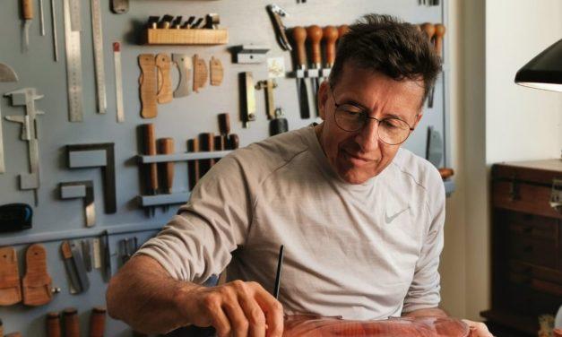 Lisbonne: Rencontre avec Christian Bayon: luthier