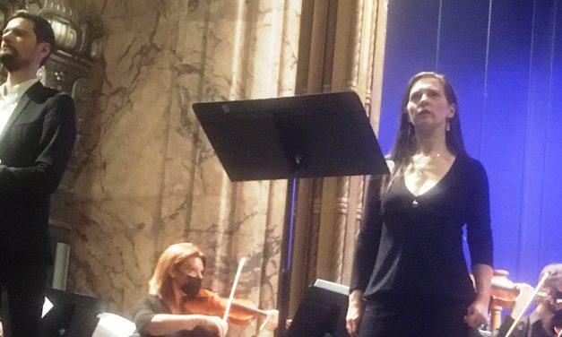 Marseille: L'opéra de Bizet, Les Pêcheurs de perles, enregistré