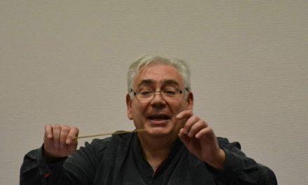 Lyon: rencontre avec Sarkis Paloyan, tromboniste, chef d'orchestre et compositeur