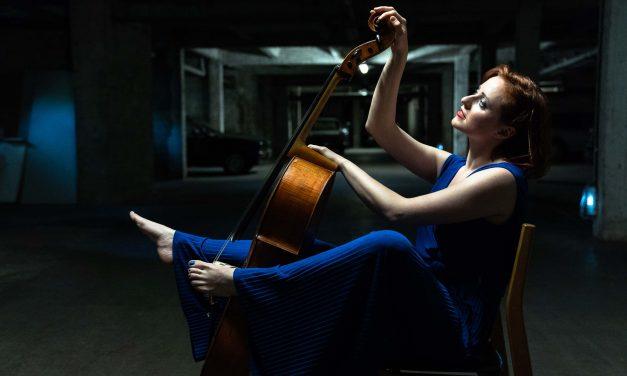 Paris: Rencontre avec Polina Streltsova, violoncelliste