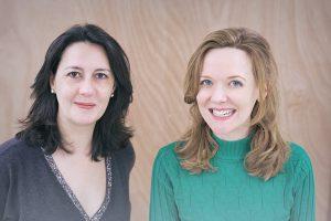 Flore et Mathilde Carré cofondatrices