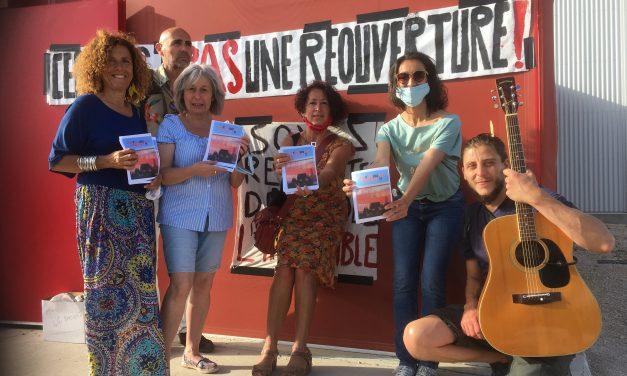 Avignon : Les acteurs de la Culture toujours mobilisés