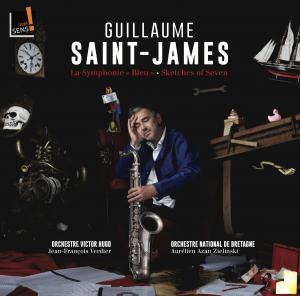 Le saxophonsite et compositeur Guillaume Saint-James