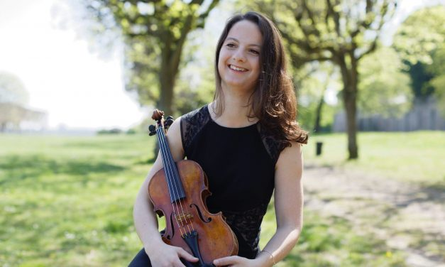 Sérénades en Baronnies: Rencontre avec Clara Buijs, violoniste