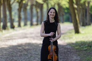 La violoniste Clara Buijs