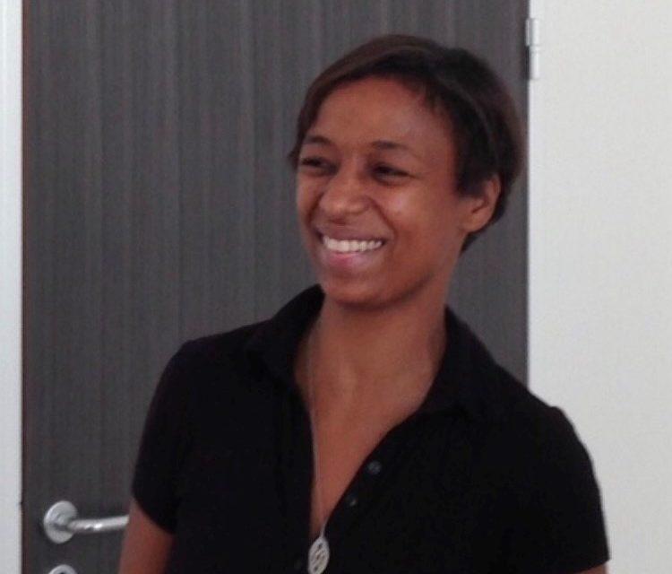 Tonnerre/ Paris: Rencontre avec Gersende N'Zoutani, bénévole