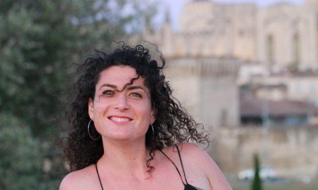 Avignon: Rencontre avec Fanny Perrier-Rochas, soprano