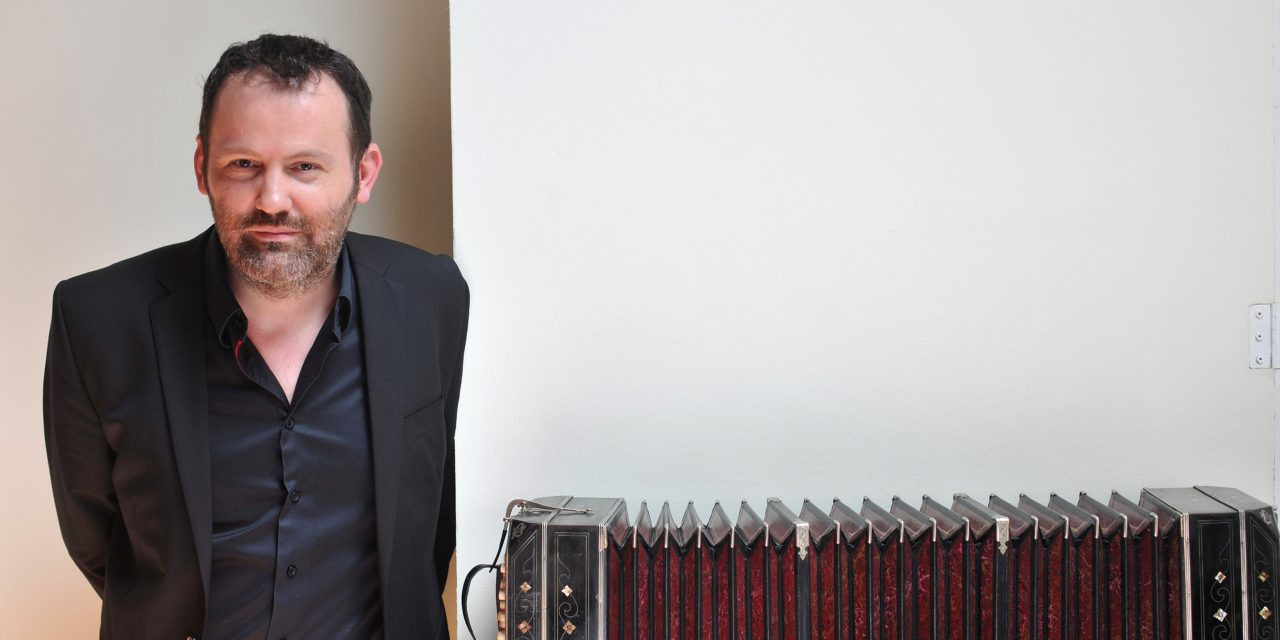 Salon-de-Provence: Rencontre avec William Sabatier, bandonéon