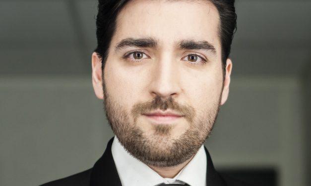 Chorégies d'Orange : Rencontre avec Marc Larcher, ténor