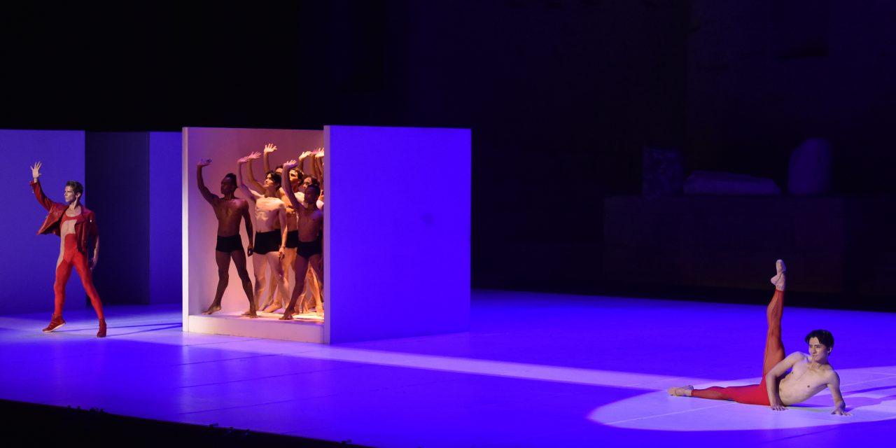 Chorégies d'Orange : La danse pour la vie de Béjart emporte le public