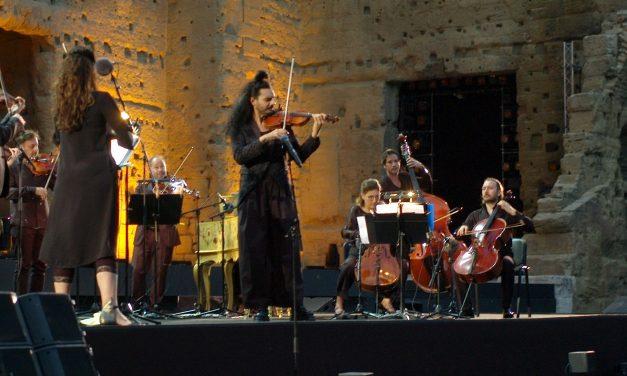 Chorégies d'Orange: Le violoniste Nemanja Radulovic en pop-star