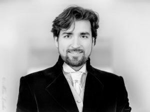 Le ténor Marc Larcher est invité pour la première fois aux Chorégies où il partagera la scène avec Roberto Alagna, dans Samson et Dalila.