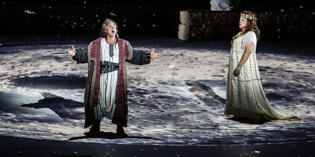Chorégies d'Orange : Roberto Alagna, le retour du héraut en Samson