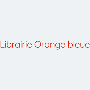 Librairie Orange Bleue